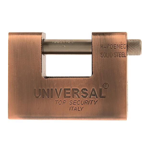 قفل کتابی یونیورسال مدل Rose gold 94 mm