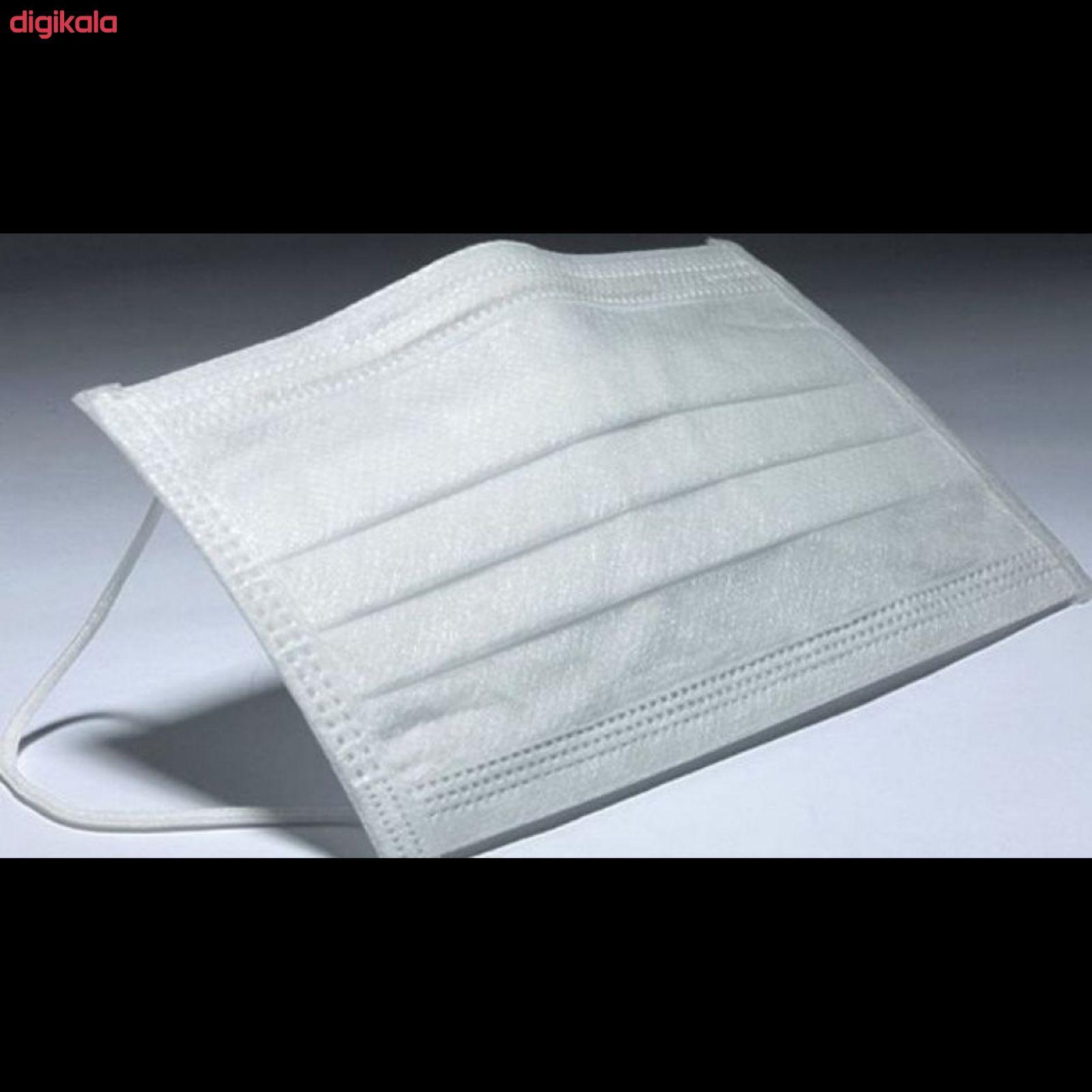ماسک تنفسی وحدت مدل ملت بلون بسته 50 عددی main 1 3