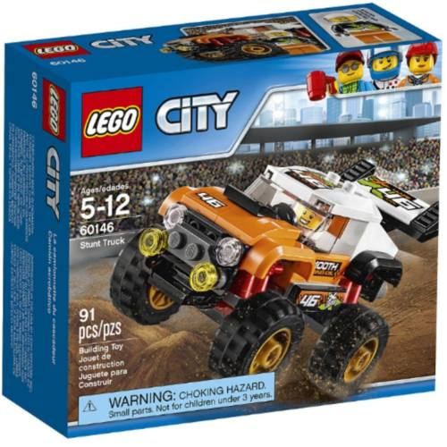 لگو سری City مدل Stunt Truck 60146