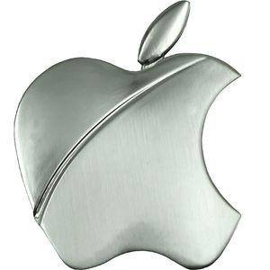 فندک مینگجو مدل Apple Silver