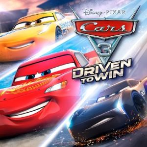 بازی Cars 3 Driven to Win مخصوص Ps4