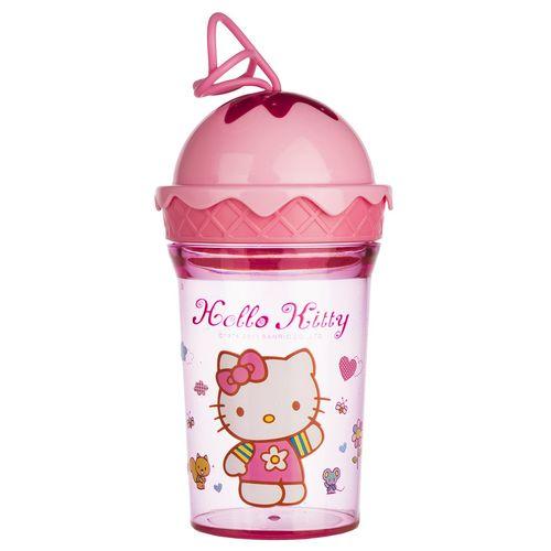قمقمه کودک مدل Hello Kitty ظرفیت 250 میلی لیتر