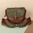 ست کیف و کفش زنانه باب مدل بهار کد 928-3 thumb 12
