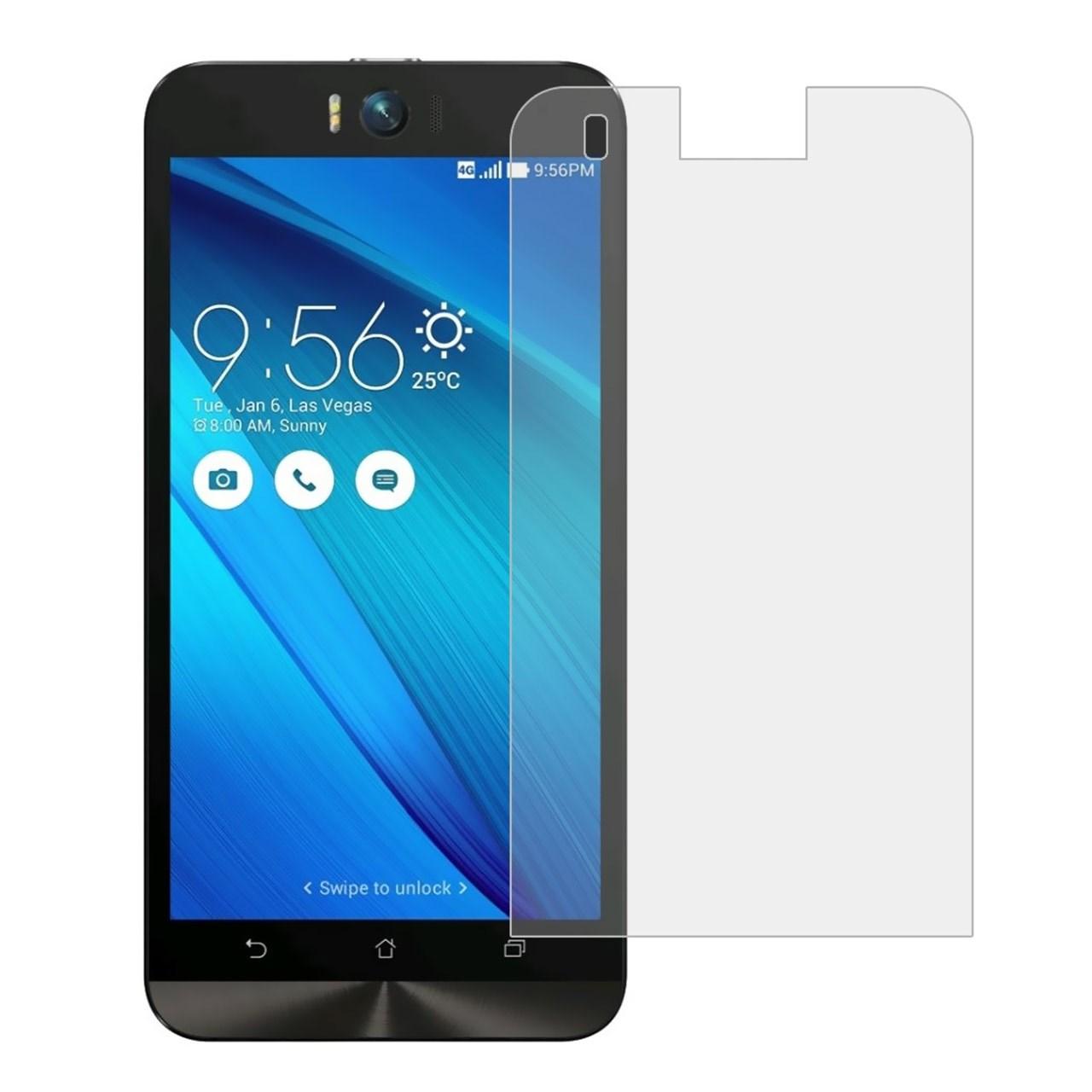 محافظ صفحه نمایش شیشه ای تمپرد مناسب برای گوشی موبایل ایسوس Zenfone Selfie ZD551KL