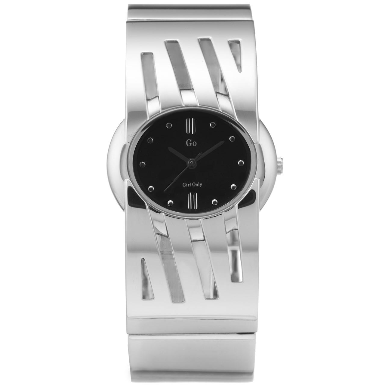 خرید ساعت مچی عقربه ای زنانه جی او مدل 694461
