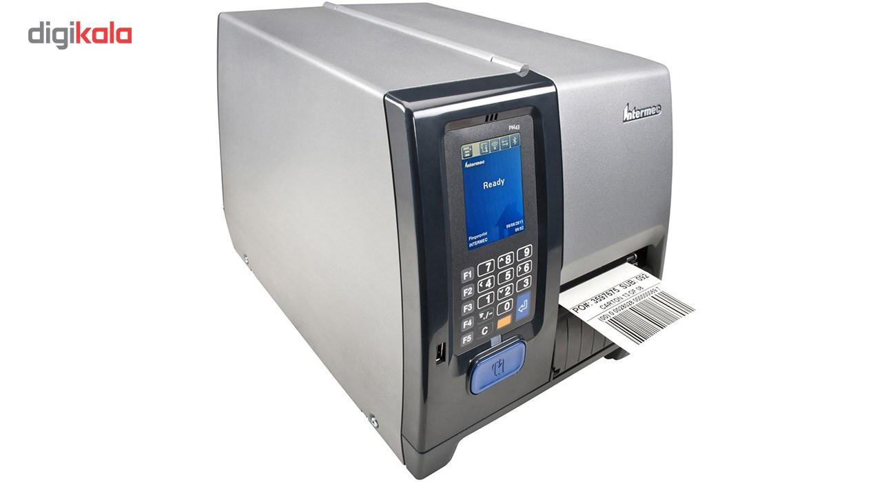 قیمت                      پرینتر لیبل زن صنعتی هانی ول مدل PM43 300 DPI