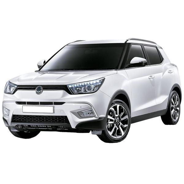 گواهی موقت پیش پرداخت خرید اقساطی خودروی سانگ یانگ Tivoli اتوماتیک سال 2017