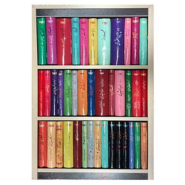 کتاب مجموعه گزینه ادب پارسی،همراه با استند اثر جمعی از نویسندگان