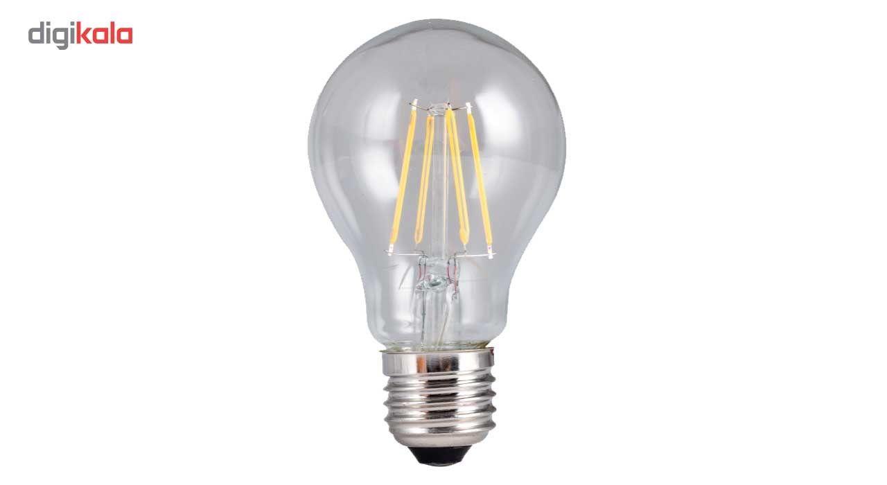 لامپ ال ای دی فیلامنتی 6 وات تکنوتل مدل  206 پایه E27 main 1 1