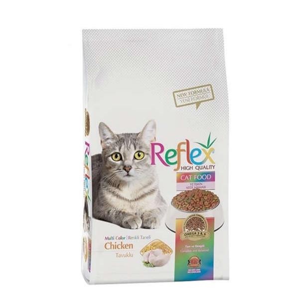 غذای گربه رفلکس مدل Multi_3 وزن ۳ کیلوگرم