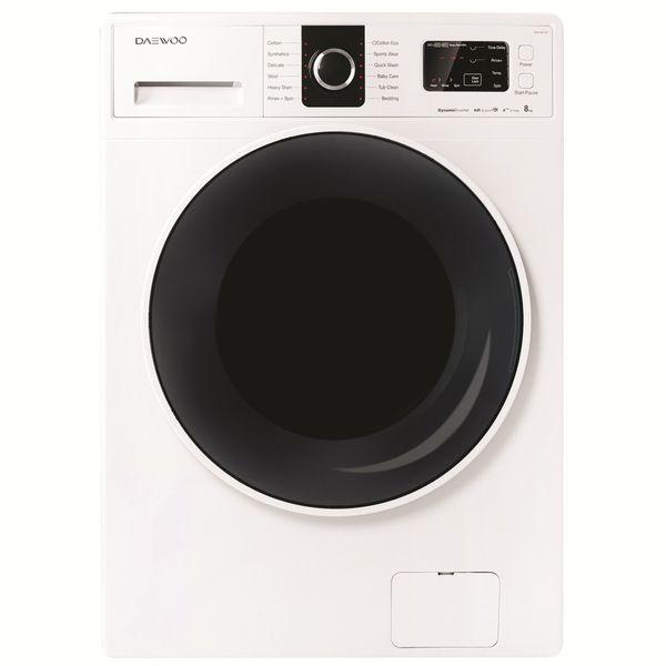 ماشین لباسشویی دوو مدل DWK-8614 ظرفیت 8 کیلوگرم | Daewoo DWK-8614 Washing Machine - 8 Kg