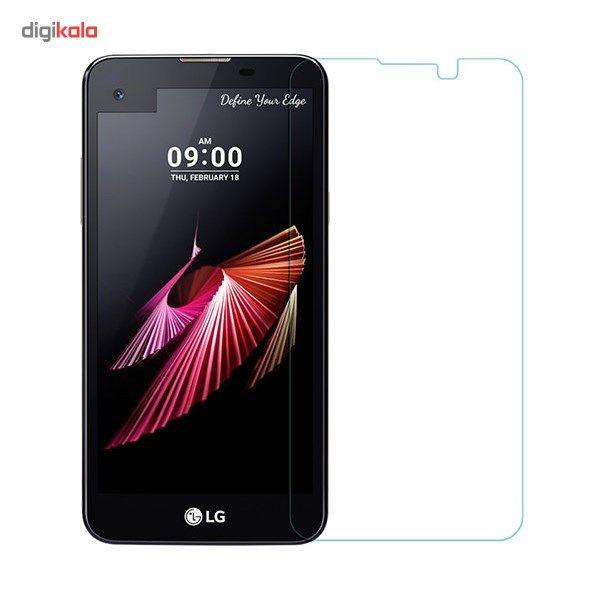 محافظ صفحه نمایش شیشه ای مدل Tempered مناسب برای گوشی موبایل ال جی X Screen main 1 1