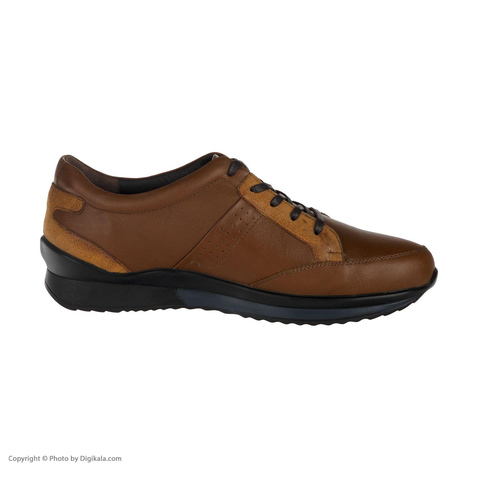 کفش روزمره مردانه بلوط مدل 7298A503136 -  - 6