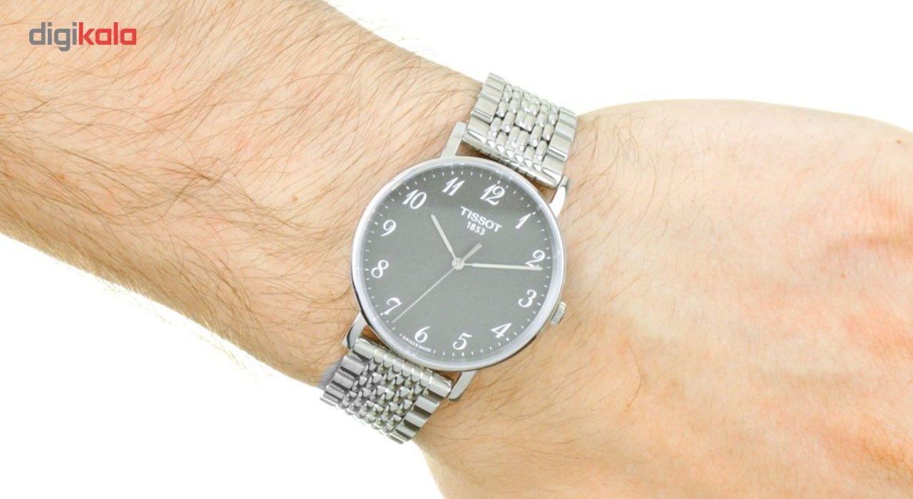 ساعت مچی عقربه ای مردانه تیسوت مدل T109.410.11.072.00 -  - 3