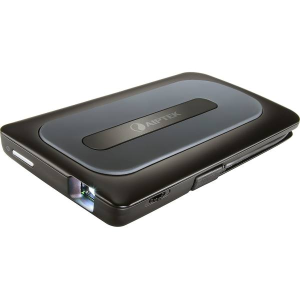 پروژکتور جیبی ایپتک مدل MobileCinema A50P | Aiptek MobileCinema A50P Pico Projector