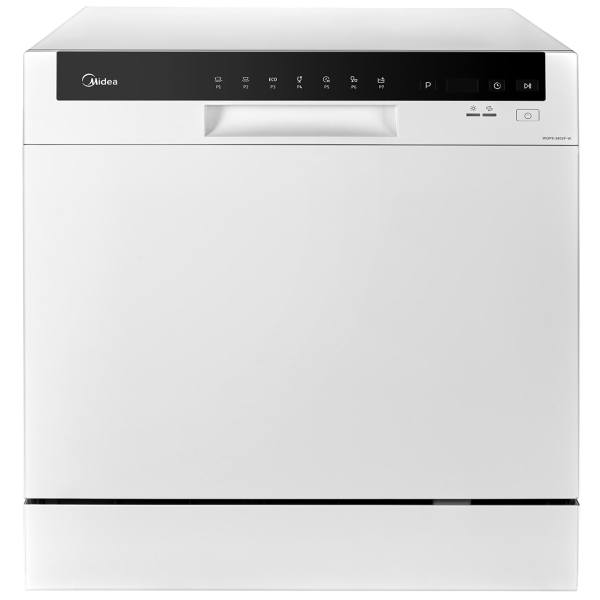 ماشین ظرفشویی رومیزی مایدیا مدل WQP8-3802F | Midea WQP8-3802F Countertop Dishwasher