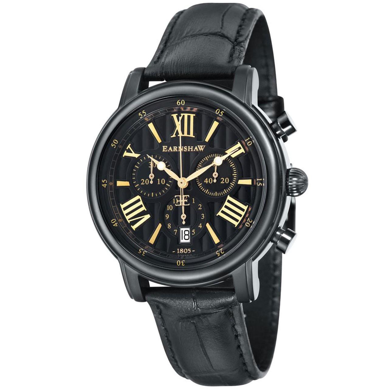 ساعت مچی عقربه ای مردانه ارنشا مدل ES-0016-0B 31