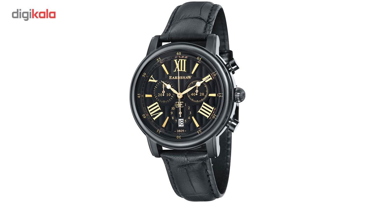 خرید ساعت مچی عقربه ای مردانه ارنشا مدل ES-0016-0B