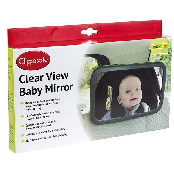 آینه خودرو کودک کلیپاسیف مدل CL580