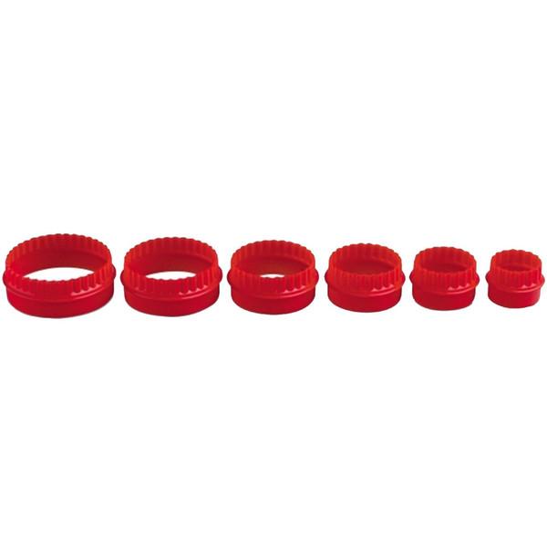 کاتر بیسکوییت زیل مدل N205 - بسته 6 عددی