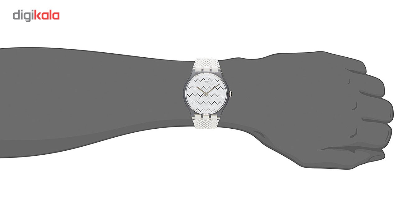خرید                                      ساعت مچی عقربه ای زنانه سواچ مدل SUOK118