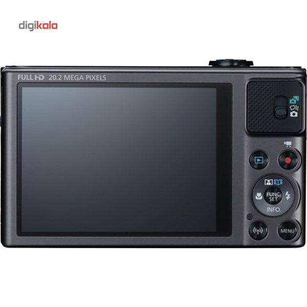 دوربین دیجیتال کانن مدل SX620 HS main 1 2