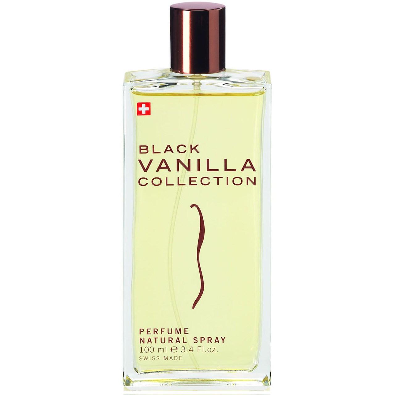 قیمت ادو پرفیوم ماسک کالکشن استاویتا مدل Black Vanilla حجم 100 میلی لیتر