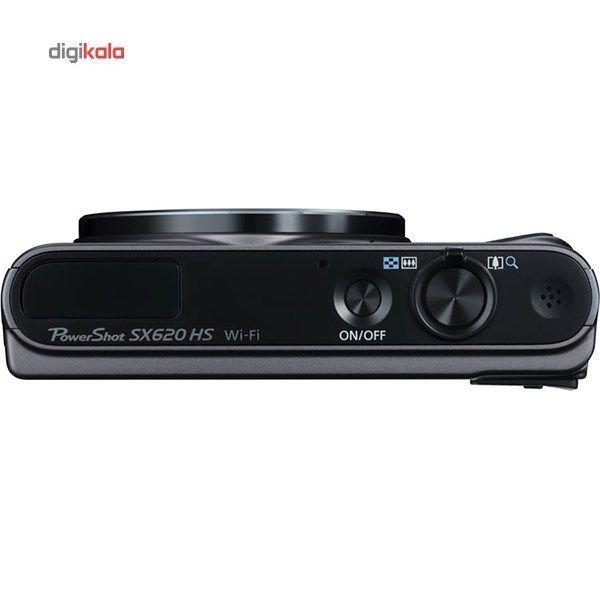 دوربین دیجیتال کانن مدل SX620 HS main 1 4