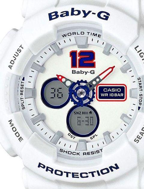 ساعت مچی عقربه ای زنانه کاسیو مدل BA-120TR-7BDR -  - 3