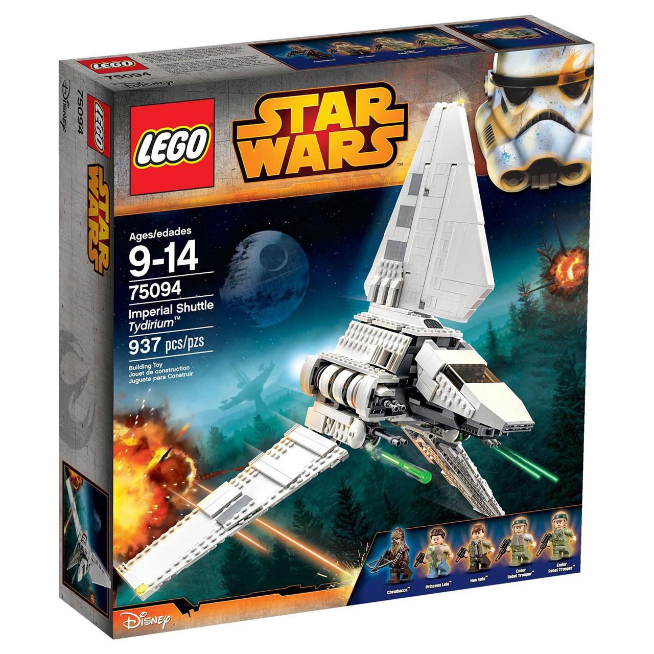 لگو سری Star Wars مدل Imperial Shuttle Tydirium 75094