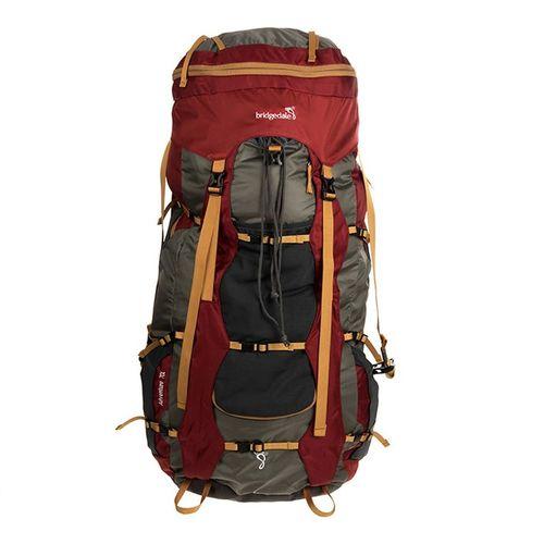 کوله پشتی کوهنوردی 70 لیتری بریدج دل مدل Adventure