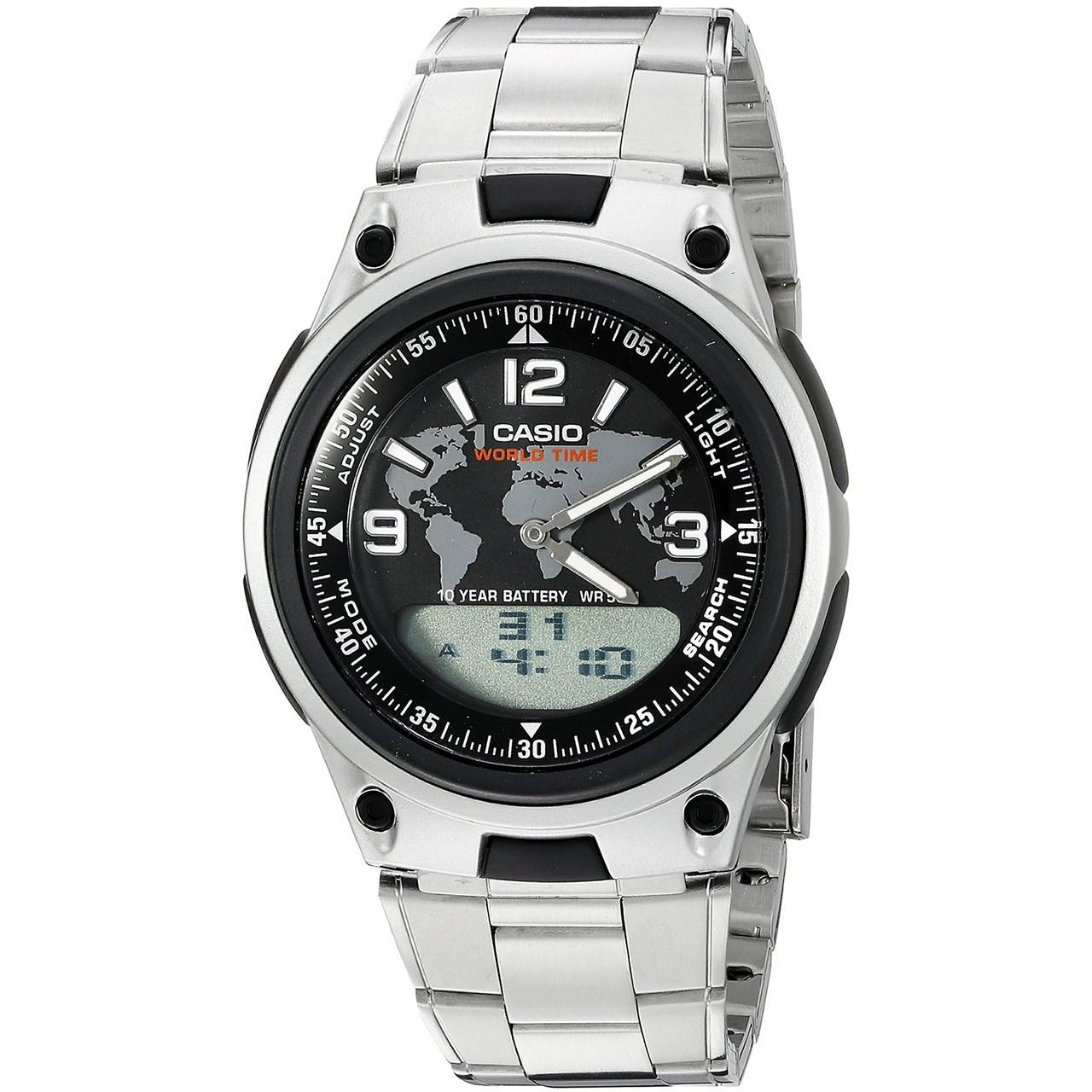 خرید ساعت مچی عقربه ای مردانه کاسیو مدل AW-80D-1A2VDF