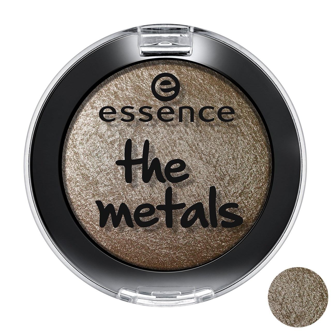 خرید سایه چشم اسنس مدل The Metals شماره 09
