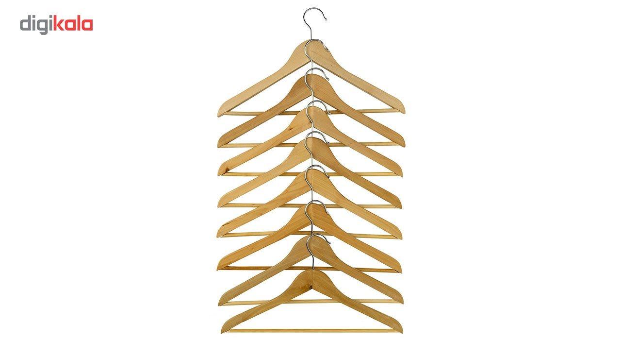 چوب لباسی ایکیا مدل Bumerang - بسته 8 عددی main 1 6