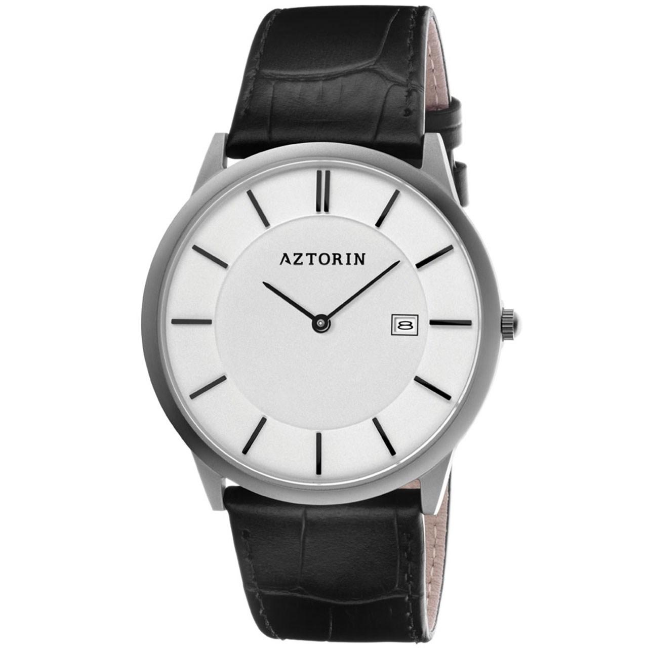 ساعت مچی عقربه ای مردانه ازتورین مدل A054.G252
