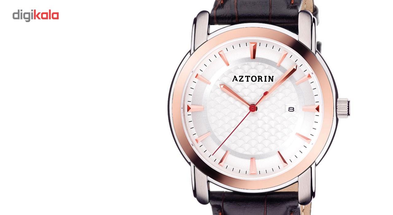ساعت مچی عقربه ای مردانه ازتورین مدل A053.G240