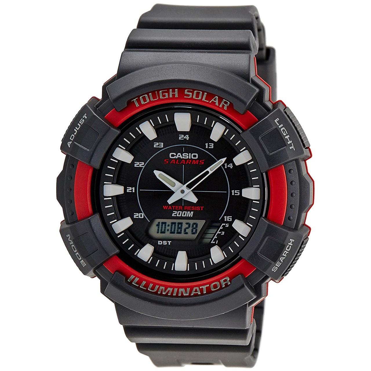 ساعت مچی عقربه ای مردانه کاسیو مدل AD-S800WH-4AVDF 7