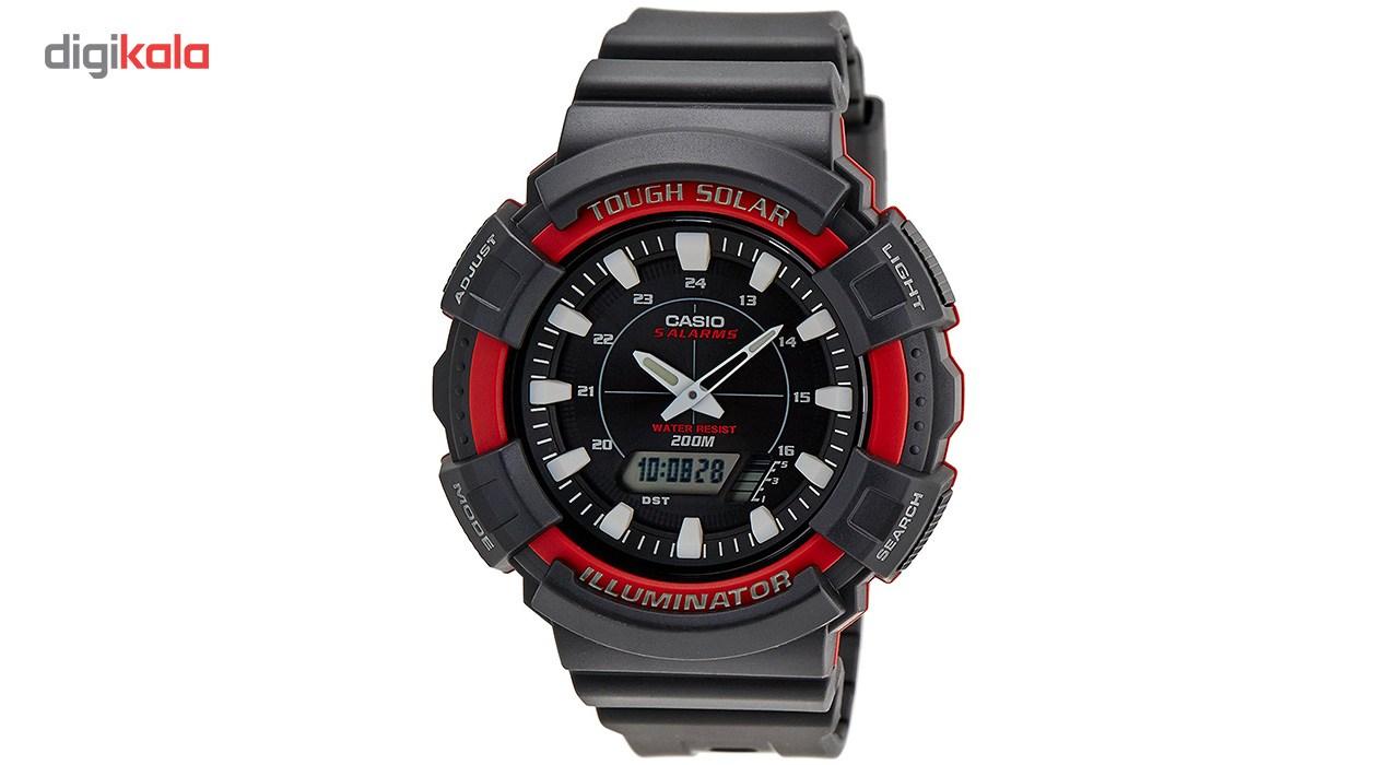 خرید ساعت مچی عقربه ای مردانه کاسیو مدل AD-S800WH-4AVDF