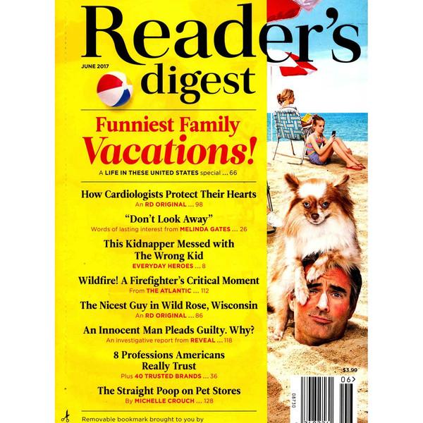 مجله ریدرز دایجست - ژوئن 2017