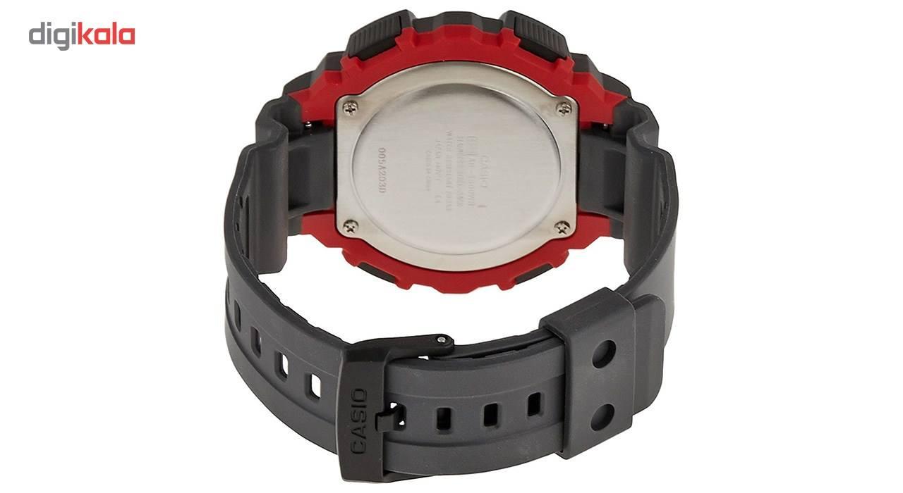 ساعت مچی عقربه ای مردانه کاسیو مدل AD-S800WH-4AVDF -  - 3