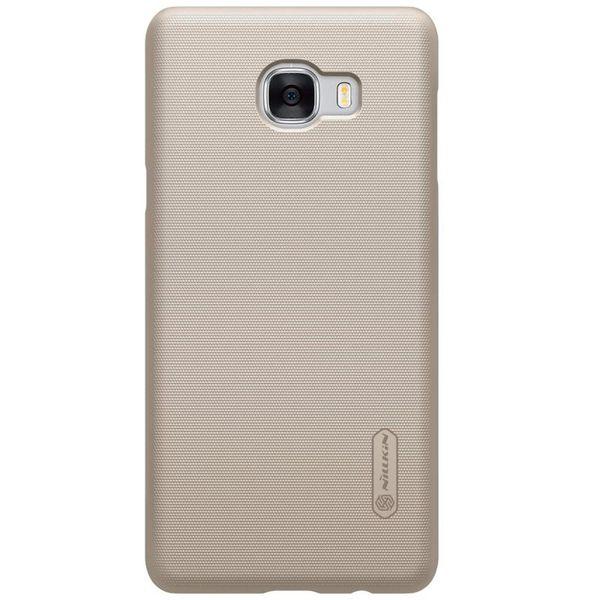 کاور نیلکین مدل Super Frosted Shield مناسب برای گوشی موبایل سامسونگ Galaxy C7