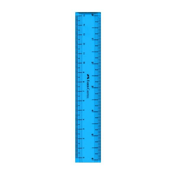 خط کش 15 سانتی فابر کاستل مدل آیس کد 170640
