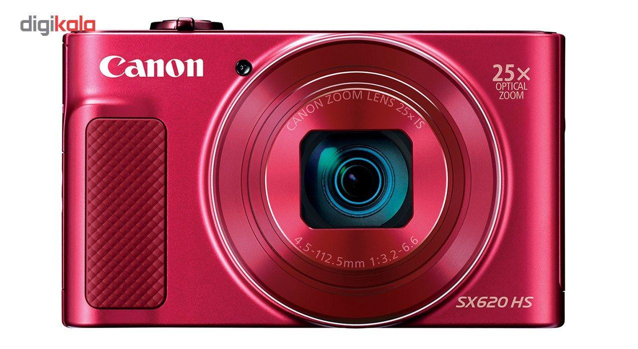 دوربین دیجیتال کانن مدل SX620 HS main 1 6