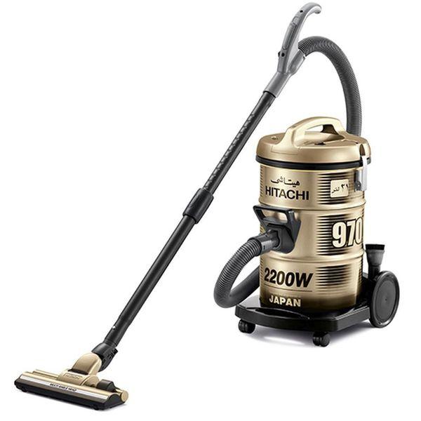 جاروبرقی سطلی هیتاچی 2200 وات CV-970Y HITACHI Vacuum Cleaner | CV-970Y HITACHI Vacuum Cleaner