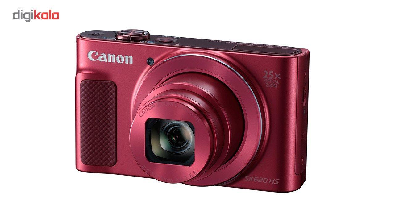 دوربین دیجیتال کانن مدل SX620 HS main 1 8