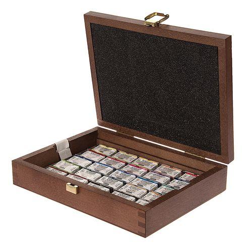 آبرنگ 24 رنگ اشمینک مدل Horadam کد 74524