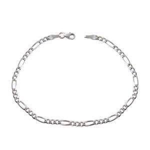 دستبند نقره مردانه بازرگانی میلادی کد DP_118