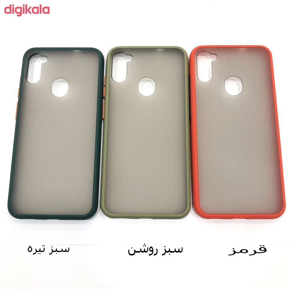 کاور مدل ME-001 مناسب برای گوشی موبایل سامسونگ Galaxy A11 main 1 1