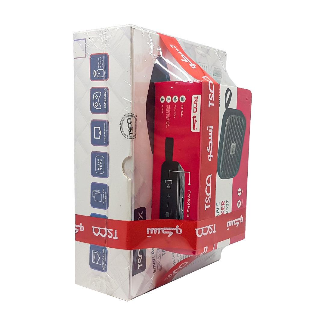 اندروید باکس تسکو مدل Tab 100 Plus به همراه اسپیکر بلوتوثی تسکو مدل TS 2337 main 1 18