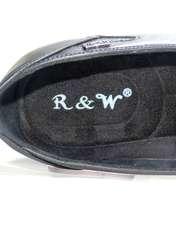 کفش روزمره زنانه آر اند دبلیو مدل 805 رنگ مشکی -  - 8